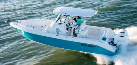 Boat Insurance for Single and Twin Engine Center Consoles